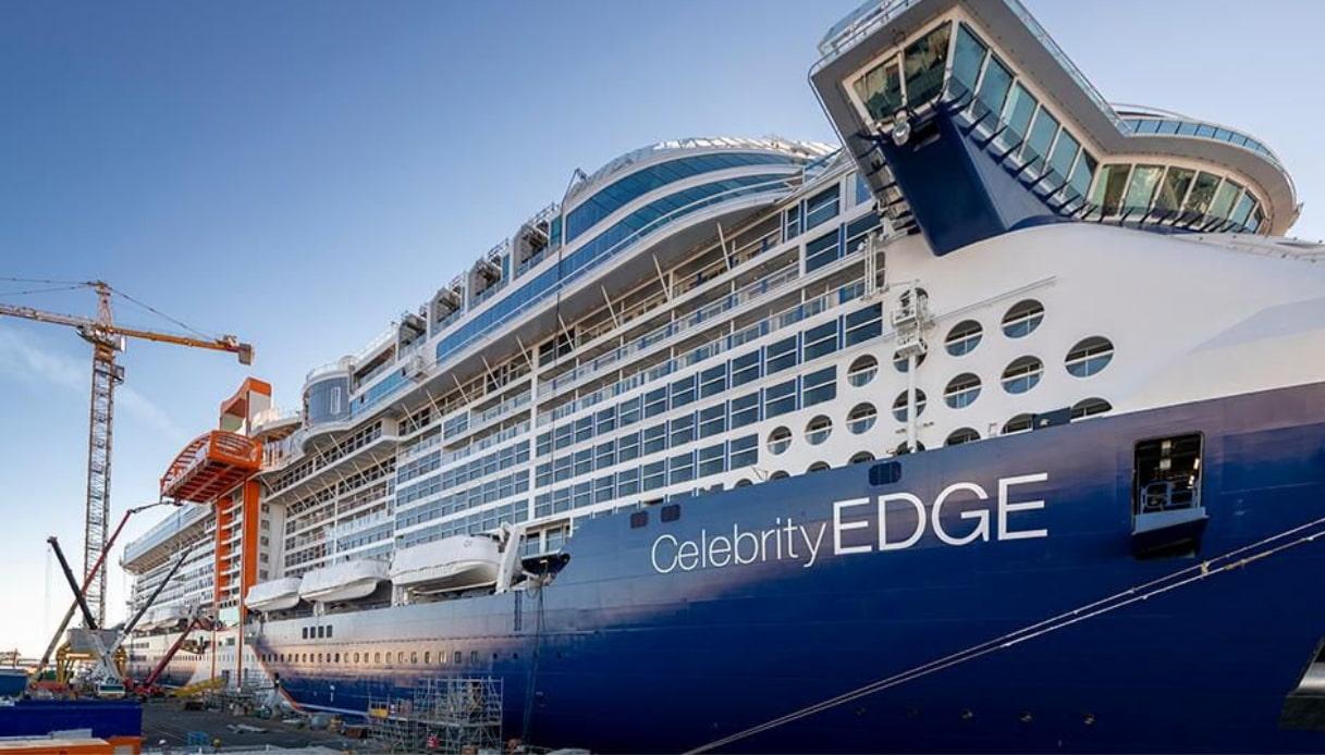 Celebrity Edge - Nuova crociera